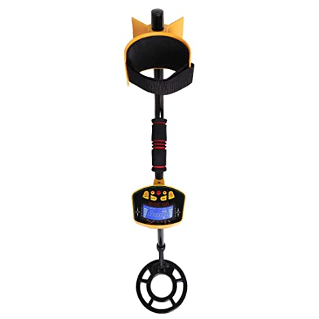 Aawsome Detector De Metales Subterráneo MD-3010II Gold Digger Treasure Hunter Deep Sensitive