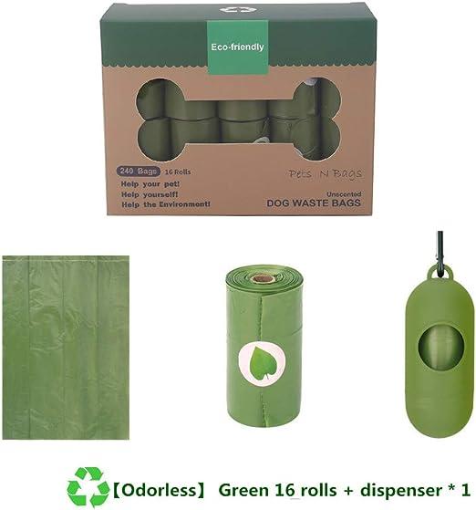 pengpeng Bolsas Caca Perro. Bolsas Biodegradables para Excrementos ...
