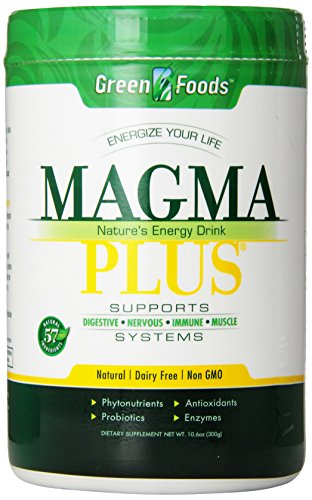 (Green Foods Magma Plus Drink Mix, 10.6)