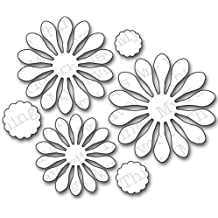 My Favorite Things Die-Namics Die, 1.875-Inch to 2.50-Inch, Plentiful Petals