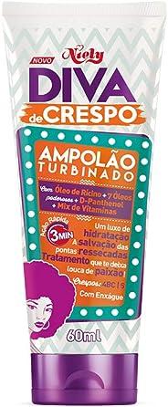 Ampolão Turbinado Diva de Crespo, 60 ml, Niely