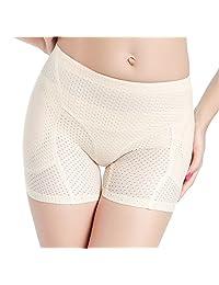 Butt Lifter Hip Enhancer Control Panty Padded Boy Shorts Women's Seamless Body Shpaer