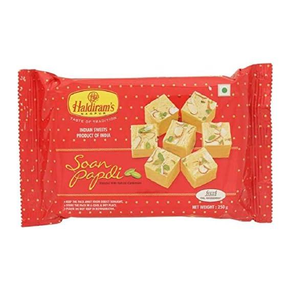 Haldiram's Nagpur Soan Papdi, 500g