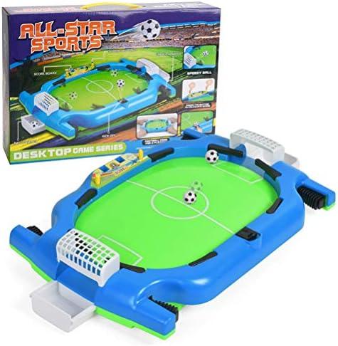 ミニテーブルサッカーおもちゃシューティングディフェンディングボードゲームテーブルトップサッカーゲームおもちゃキッズ就学前の遊びボールおもちゃギフト