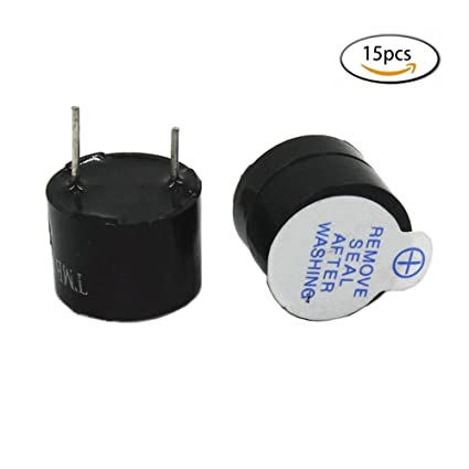 Amazon com : 15pcs Super Loud Active Passive Piezo Buzzer