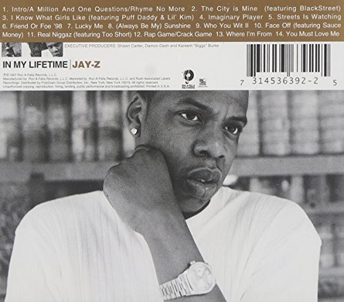 Jay z vol 1 in my lifetime amazon music malvernweather Image collections