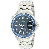 Omega Seamaster 007 Professional 41MM Blue Dial Steel Mens Watch 21230412003001 (Certified Pre-owned)