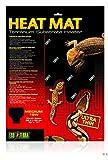 Exo Terra Heat Mat Terrarium Substrate Heater 16 Watt, Medium 1ct