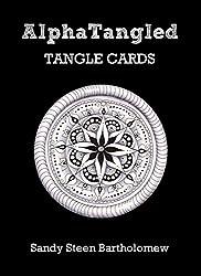 AlphaTangled Tangle Cards