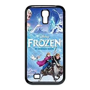 Frozen Samsung Galaxy S4 9500 Cell Phone Case Black Exquisite gift (SA_583070)