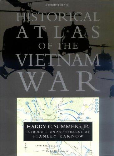 Historical Atlas of the Vietnam War