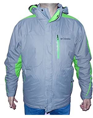 Mens Blancher Mountain Omni-Heat Jacket
