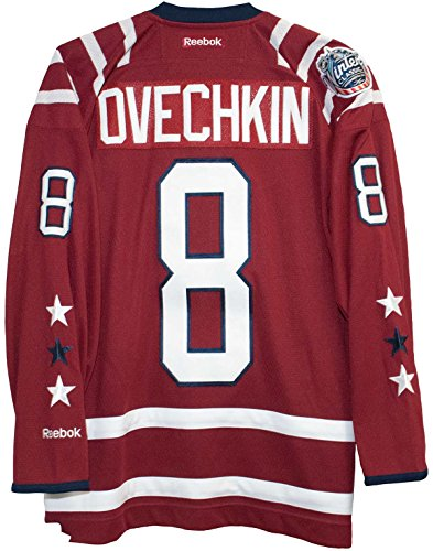 Alexander Ovechkin Washington Capitals 2015 Winter Classic Men's NHL Jersey (Small)