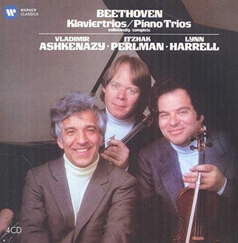 Beethoven: Complete Piano Trios (4CD)