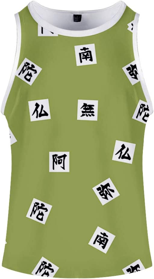 鬼滅の刃 悲鳴嶼行冥(ひめいじま きょうめい)コスプレ 衣装(M)