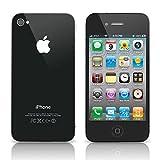 Apple iPhone 4 16GB (A1332) - GSM Factory Unlocked - No Warranty (Black)
