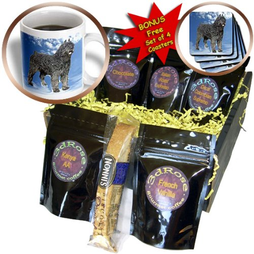 Dogs Bouvier – Bouvier Des Flandres – Coffee Gift Baskets – Coffee Gift Basket (cgb_4431_1)