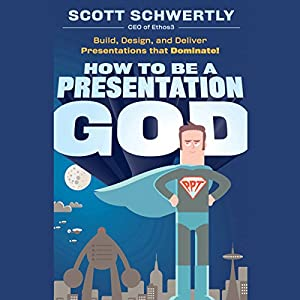 How to be a Presentation God Hörbuch