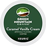 Green Mountain Coffee Caramel Vanilla K-Cup Pod, 24 Count