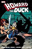 img - for Howard the Duck: The Complete Collection Volume 1 book / textbook / text book