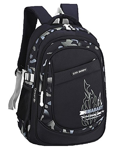 Student Grey Bag Junior Water Backpack Green Small Middle Breathable School Resistant Shoulder Big W441aEAn