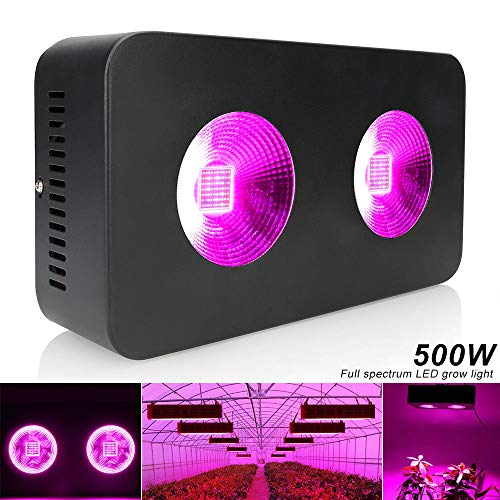 Best Led Grow Lights 2020.Top 10 Best 500 Watt Led Grow Lights Reviews 2019 2020 On