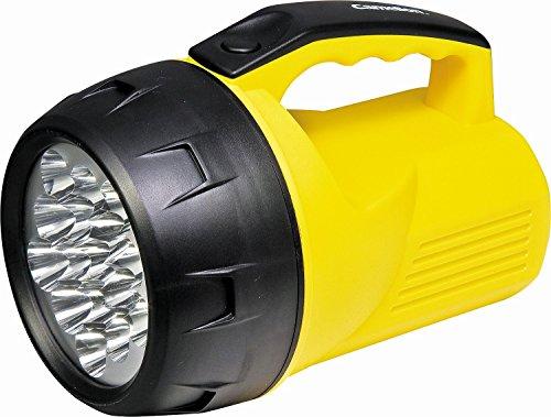 Camelion SuperBright Handscheinwerfer mit 16 LED, bis zu 150 m Lichtdistanz 30200033