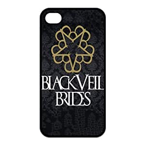 FashionFollower Custom BVB Series Black Veil Brides Best Phone Case Suitable For iphone4/4s IP4WN61801 by mcsharks