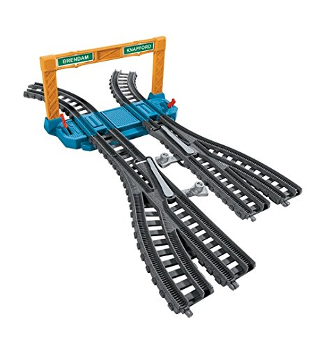 (Fisher-Price Thomas & Friends TrackMaster, Switches Track Pack)