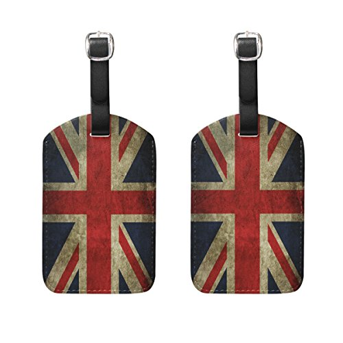 union jack luggage - 2