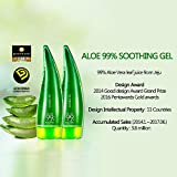 Holika Holika Aloe 99% Soothing Gel, 8.5 Ounce