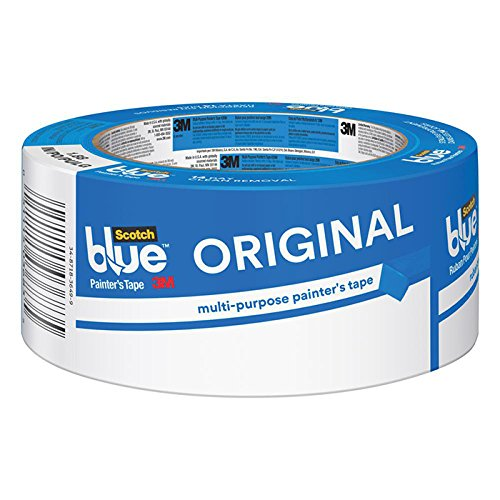ScotchBlue Painter's Tape, Multi-Use, 1.88-Inch by 60-Yard, 1 Roll