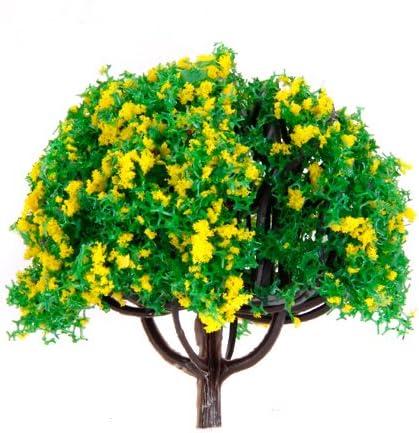 Hellery 1/100 樹木 模型 モデルツリー 鉄道模型 風景 モデル トレス 情景コレクション ジオラマ 建築模型 20