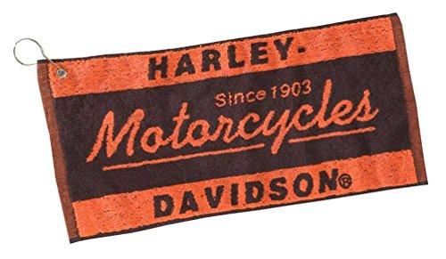 - Harley-Davidson Motorcycles Bar Towel - HDL-18502