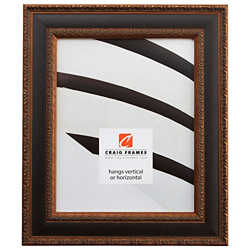 Craig Frames Galerie, Antique Gold and Black Picture Frame, 5 by ()