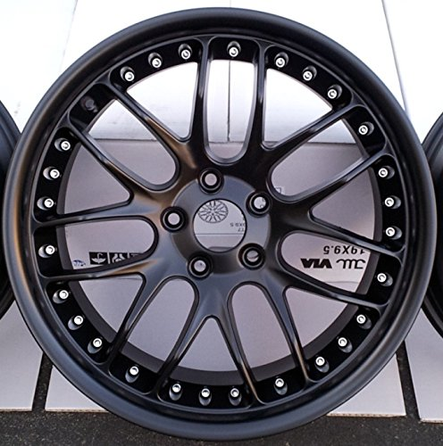 Staggered Wheels Rims (MRR GT7 Wheels 19