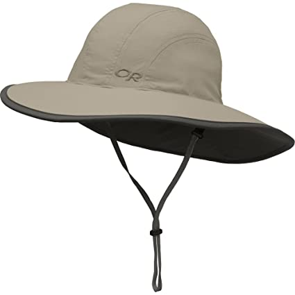 b4358ddc47c Amazon.com  Outdoor Research Kid s Rambler Sombrero Hat  Sports ...