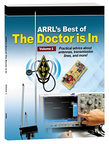 ARRL's Best of The Doctor is In (Volume Book 1) cover