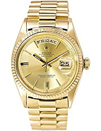 President automatic-self-wind mens Watch 1803 (Certified Pre-owned)