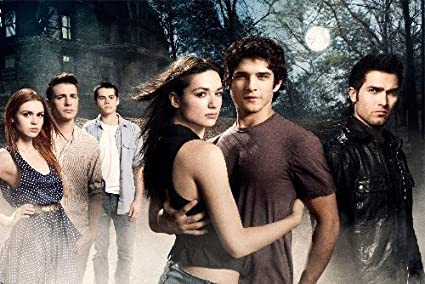 Teen Wolf American TV Series High Quality wall poster Choose your Size