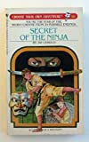 Secret of the Ninja, R. A. Montgomery, 0553275658