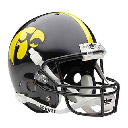 NCAA Iowa Hawkeyes Replica Helmet