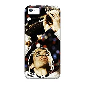 High Quality New Orleans Saints Case For Iphone 5c / Perfect Case