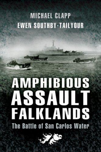 Amphibious Assault Falklands: The Battle of San Carlos Water ()