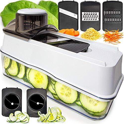 Mandoline Slicer Spiralizer Vegetable Spiralizer product image