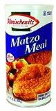 Manischewitz Matzo Meal, 16-Ounce Tins (Pack of 6)