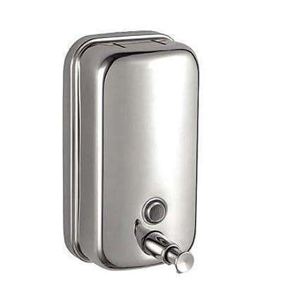 Soap dispenser Dispensador Jabón Montado En La Pared De Acero Inoxidable En El Baño O En