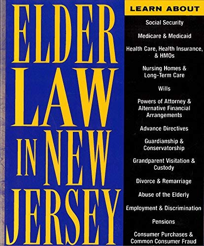 Elder Law in New Jersey: Finding Solutions for Legal...