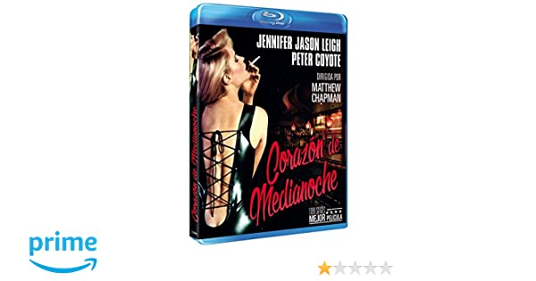 Corazón de medianoche [Blu-ray]: Amazon.es: Jennifer Jason ...