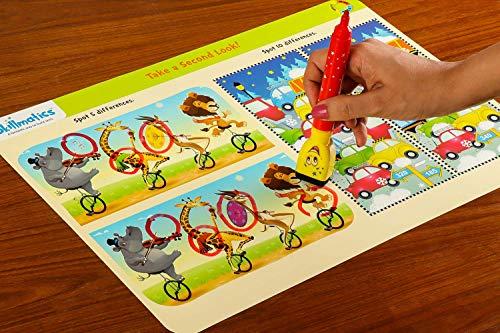 519JnNRZCkL - Skillmatics Educational Game: Preschool Champion (3-6 Years) | Creative Fun Activities for Kids